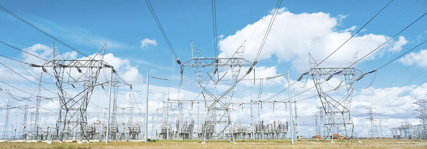 Energy power towers